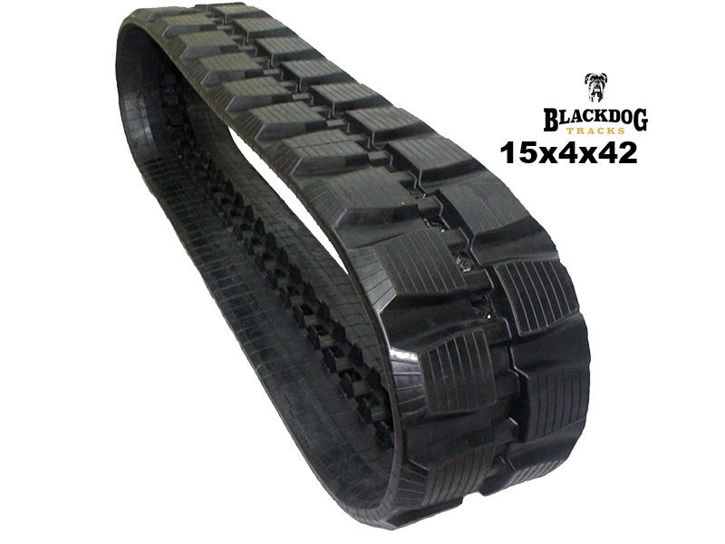Caterpillar 247B2 Rubber Track