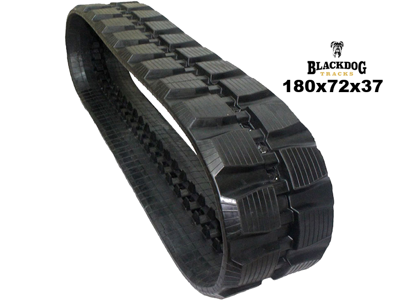 Atlas 1507 Rubber Track