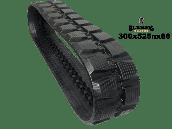Hitachi Zx35u5 Rubber Track