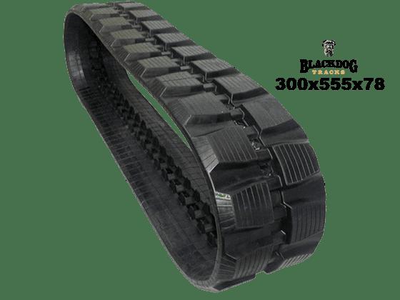Yanmar VIO27-3 Rubber Track