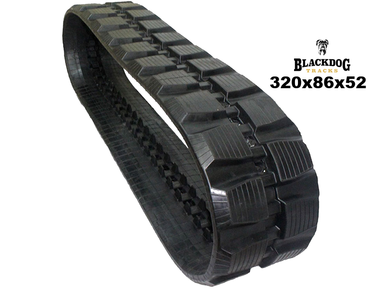 Volvo MC 80 Rubber Track