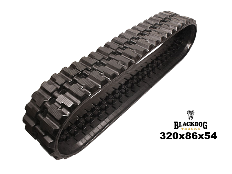 New Holland LS160 Rubber Track