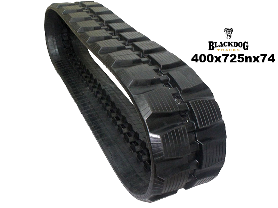 Fiatkobelco Sk45srzt Rubber Track