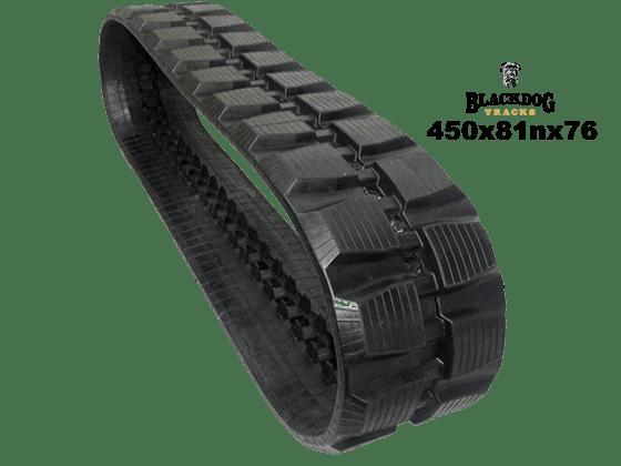 Yanmar B7prosigma Rubber Track