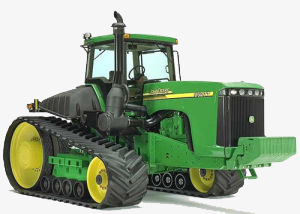 Shop Tractor Rubber Tracks
